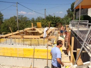swimming pool gunite constructioon-02