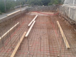 swimming pool gunite constructioon-19