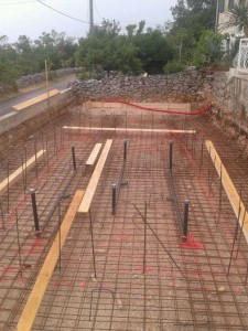 swimming pool gunite constructioon-23
