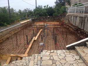 swimming pool gunite constructioon-27