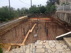 swimming pool gunite constructioon-28